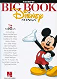 The Big Book of Disney Songs - Trumpet (Book Only)
