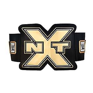 WWE NXT World Heavyweight Championship Replica Kids Toy Title Belt