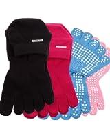 xhorizon YJ1 Gym Dance Sport Fitness Five Toe Rubber Sole Yoga Pilates Elastic Socks