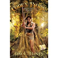 Codex Born by Jim C Hines – Review