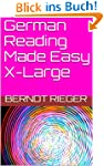 German Reading Made Easy X-Large