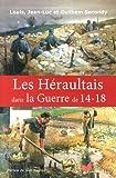 """Afficher """"Les Héraultais dans la Guerre de 14-18"""""""