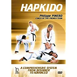 Hapkido: A Comprehensive System from Beginner to Advanced