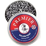 Crosman Pellets Hollow Pt .22cal 14.3grain Tin 5