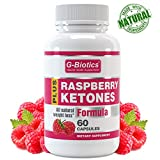 Buy Raspberry Ketones Fresh Weight Loss Diet Pills - MAX Strength 1200mg Ketone Plus Formula - Blast The Fat With This All Natural Fat Burner - Full 30 Days Supply Review-image