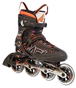 K2 Mach 100 Custom Fit Mens X-Training Inline Skates by K2