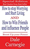 Image of Dale Carnegie :How to Stop Worrying and Start Living and How to win Friends and Influence People: (dale carnegie quotes,dale carnegie kindle,dale carnegie leadership)
