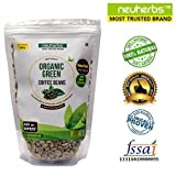 #7: Neuherbs 100% Natural Organic Green Coffee beans Decaffeinated & Unroasted Arabica Coffee Beans with A grade Fine Cup quality. - 200g+25g free.