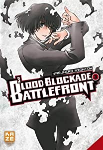 Blood Blockade Battlefront Edition simple Tome 3