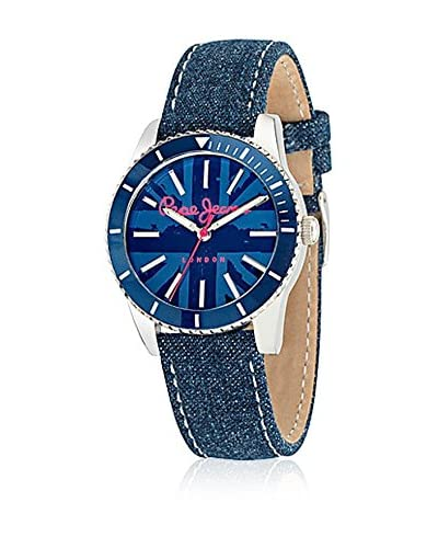 Pepe Jeans Reloj con movimiento cuarzo japonés Woman CARRIE 42.4 mm