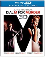 Dial M for Murder [Blu-ray 3D] from Warner Home Video