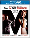 51jx4 cYq2L. SL160  Dial M for Murder [Blu ray 3D]