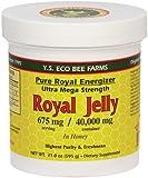 YS Royal Jelly/Honey Bee - Royal Jelly In Honey Ultra Strength, 21 oz gel (Pack of 2)