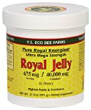 YS Royal Jelly/Honey Bee - Royal Jelly In Honey Ultra Strength, 21 oz gel
