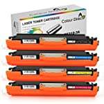 Full Set Compatible Laser Toner Cartr...