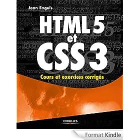 HTML5 et CSS3