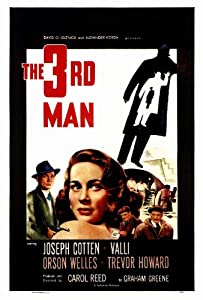 The Third Man - Movie Poster - 27 x 40