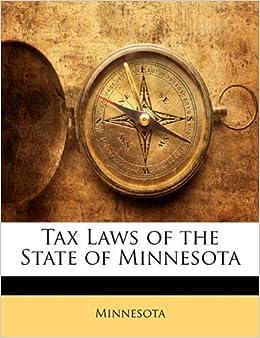 Tax laws of the state of minnesota minnesota minnesota tax