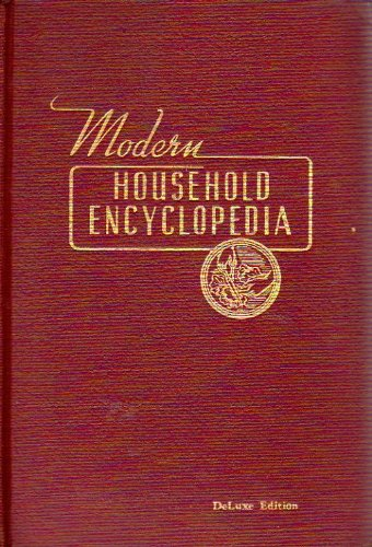 Modern Household Encyclopedia, De Both, Jessie Marie