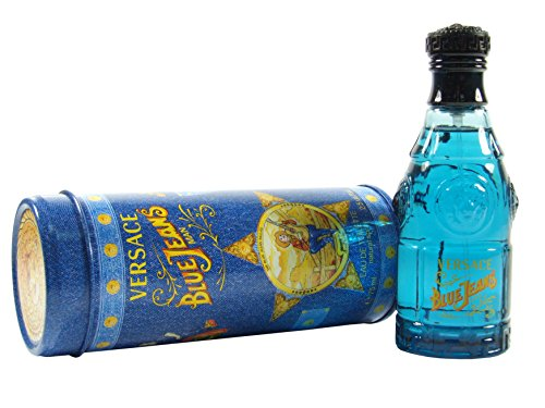 Versus Blue Jeans By Gianni Versace For Men,