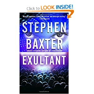 Exultant (Destiny's Children) Stephen Baxter