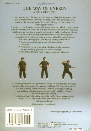 The Way of Energy: A Gaia Original: Mastering the Chinese Art of Internal Strength with Chi Kung Exercise