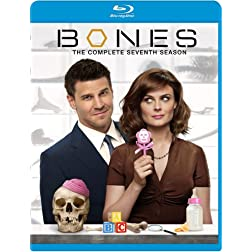 Bones: The Complete Seventh Season [Blu-ray]