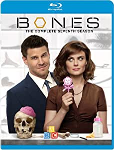 Bones: The Complete Seventh Season [Blu-ray]