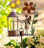 Handmade Fairy Wishing Well Rain Gauge
