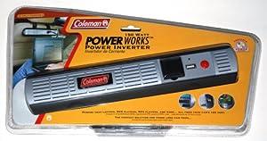 Coleman Powerworks 150-Watt Inverter CMPW150 (Discontinued by Manufacturer)