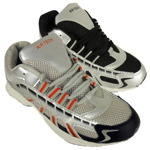Mens Shock Absorbing Running Shoes Trainers Jogging Gym Trainer 7 8 9 10 11 12
