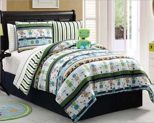 Dinosaur Kids Bedding 174379 front