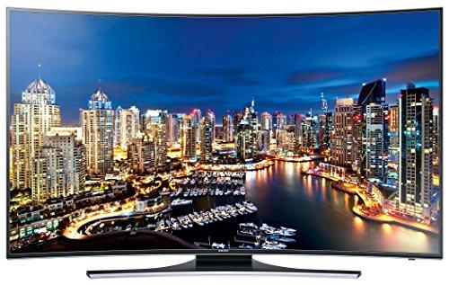 Samsung UE65HU7200 163 cm (65 Zoll) Curved Ultra HD LED-Fernseher (800Hz CMR, WLAN, Smart TV)