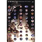 Space Shuttle Mission Patches Poster