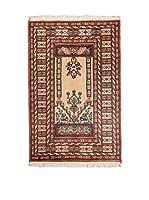 Navaei & Co. Alfombra Kashmir Beige/Multicolor 126 x 77 cm