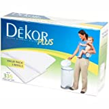 Diaper Dekor Plus, Value Pack! Full Size Refills 2 ea