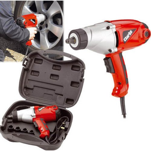 New Clarke CEW1000 Electric Impact Wrench 240v