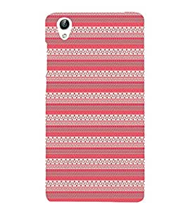 Tribal India 3D Hard Polycarbonate Designer Back Case Cover for VIVO Y51L :: Y 51L