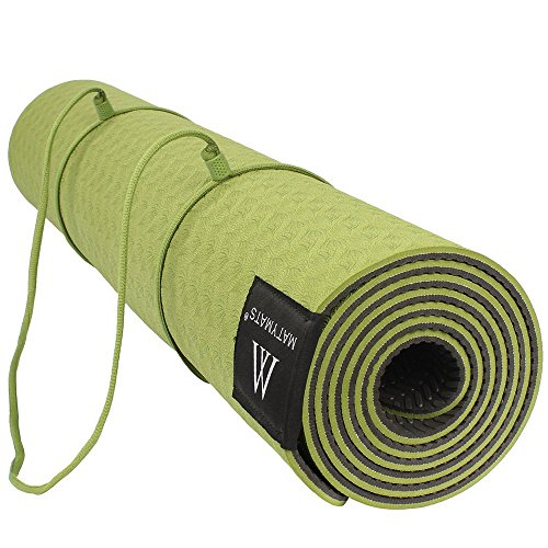 goture-non-slip-tpe-yoga-mat-with-carry-strap-for-hot-yoga-pilate-gymnastics-bikram-meditation-towel