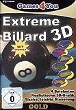 Extreme Billard 3D import allemand