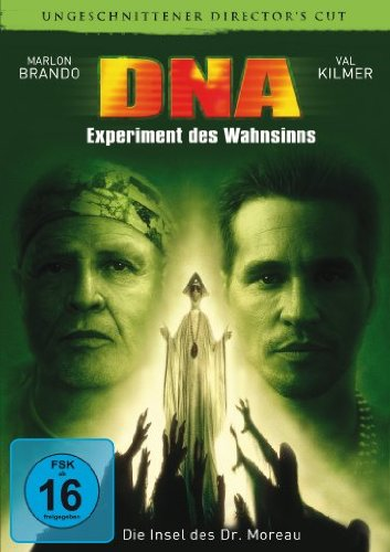 DNA - Experiment des Wahnsinns [Director's Cut]