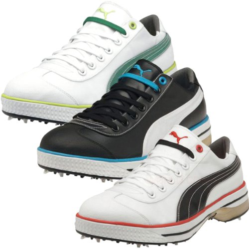 Puma Men's Club 917 Golf Shoes - Water Resistant, Comfortable and Colourful