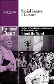 examples of societal injustices in inherit the wind by jerome lawrence and robert lee Free essay: in inherit the wind, by jerome lawrence and robert e lee, is about   for example, julius caesar is synonymous with the late roman republic and   lawrence and robert e lee, the defense faces numerous societal injustices,.