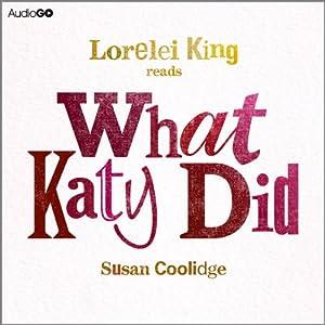 What Katy Did | [Susan Coolidge]