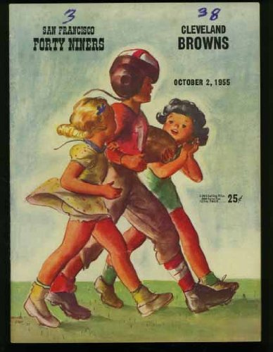 Cleveland browns program