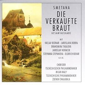 Smetana: Die verkaufte Braut (Gesamtaufnahme) (tschech.) (Aufnahme 1959)