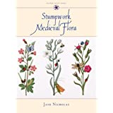 Stumpwork - Medieval Flora (Milner Craft)by Jane Nicholas