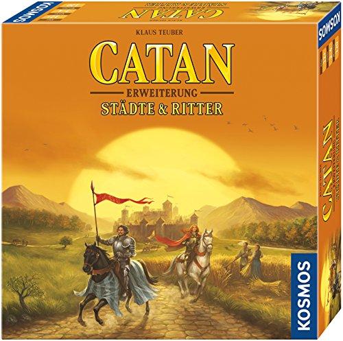 """Catan – Erweiterung """"Städte & Ritter"""""""