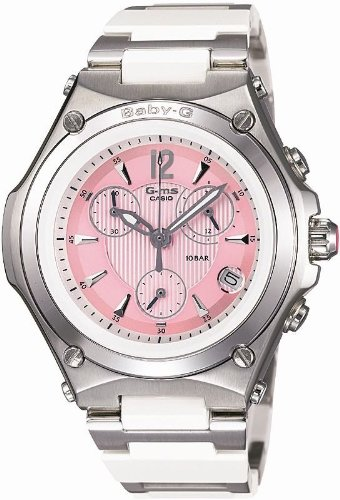CASIO (カシオ) 腕時計 Baby-G G-ms Octra オクトラ クロノグラフ MSA-700C-7A2JF レディース