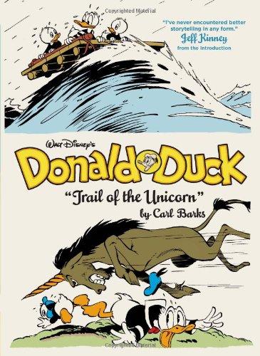 Walt Disney Donald Duck 05 Trail of the Unicorn (Walt Disney's Donald Duck)